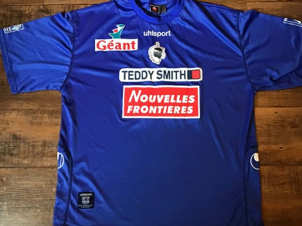 2003 2004 SC Bastia Football Shirt Adults XXL 2XL